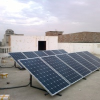 3kW PV Power System at Mustafa Pharmacy Bahalwalpur