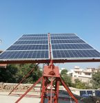 4kW Solar system at House in Bahawalpur