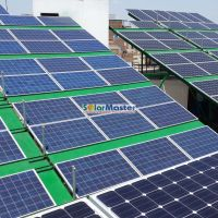 62kWp PV Power System at Al-Noor Hospital Faisalabad