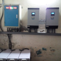 10kVA Solar System Installed at Darulkabab Restaurant Cant Multan