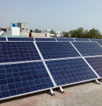 10kVA Solar System Installed at Model Town Bahawalpur